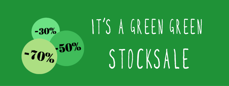 Green Stocksale